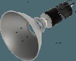 CDI LED Lighting Solutions - CDI-TERA250-HBG240-COOL120-5000K-80-BJB-KIT