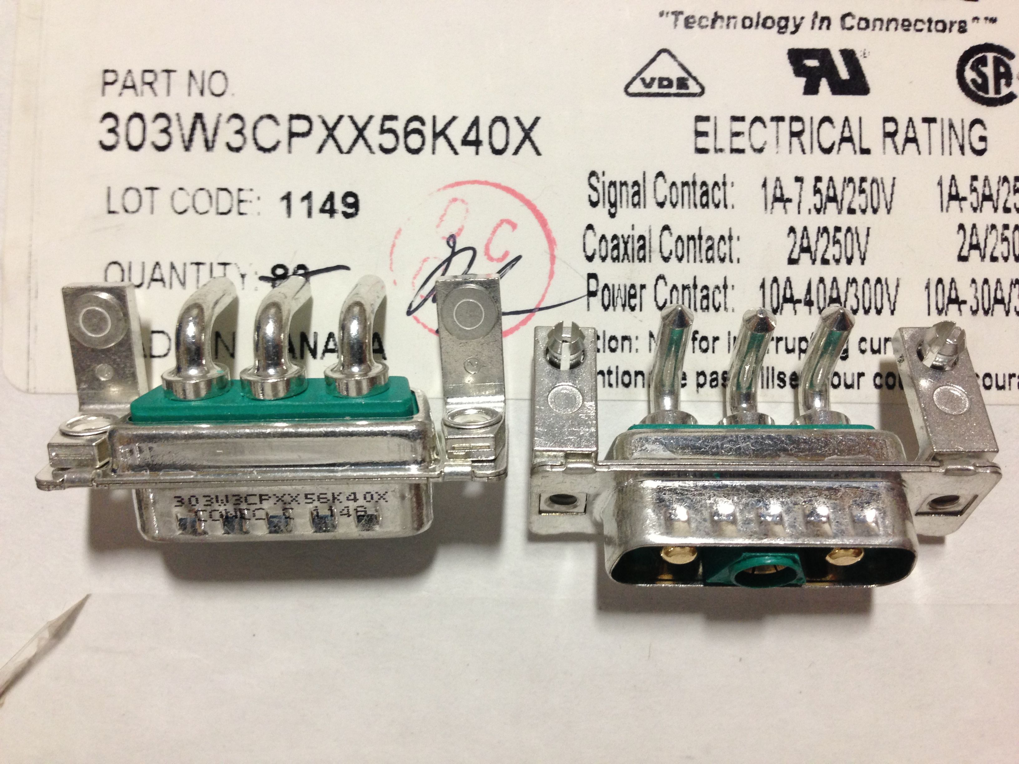 CONEC - 303W3CPXX56K40X