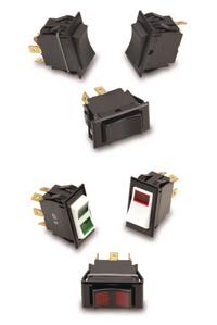 Carling Technologies - TILB51-1S-BL-XY01